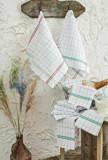 Set zece prosoape de bucatarie 46x76 cm, Eponj Home, 336EPJ1103, Multicolor