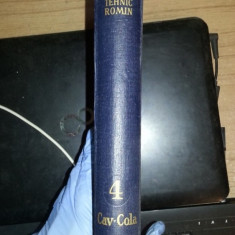 Lexiconul tehnic roman-4