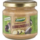 Crema tartinabila cu vinete bio 180g, Dennree