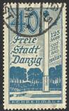 DANZIG  / GERMANIA--1936