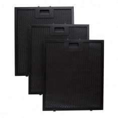 Klarstein Klarstein filtru de grăsime din aluminiu, 26,5 x 31 cm, filtru de înlocuire , negru