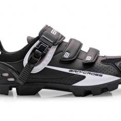 Pantofi Ciclism Brn Cross Mtb Negri 40