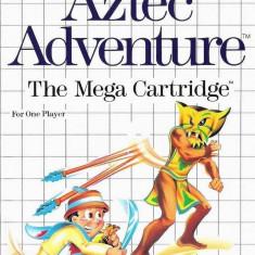Joc SEGA Master System Aztec Adventure - EF