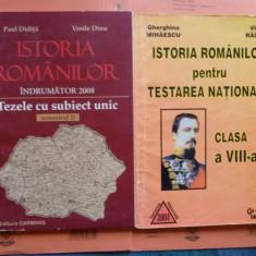 Istoria Românilor - teste