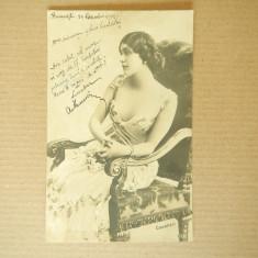 ROMANIA 1902 CIRCULATA !CAVALIERI !
