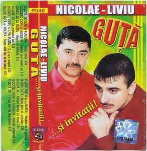Caseta Guță ...Și Invitații!, originala, manele