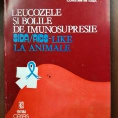 Leucozele si bolile de imunosupresie- Ilie Barna, Gheorghe Parvu