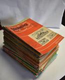 Lot 142 reviste - Revista FILATELIA RPR si RSR - numere din 1958 pana in 1982