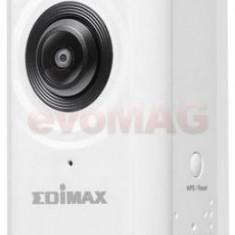Camera Supraveghere Video Edimax IC-5150W, Smart, Full HD, Wi-Fi, Cloud, Panoramic View