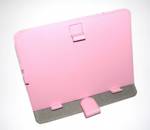 Husa universala pentru tableta de 8 inch - Roz