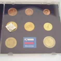 MSS - SET MONEDE EURO - SLOVENIA - ANUL 2007