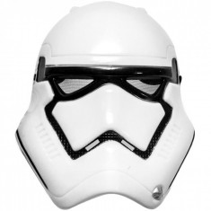 Masca de jucarie, model Star Wars, Alb