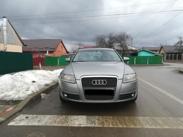 Incredibil - Audi A6