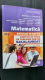 MATEMATICA M2 BREVIAR TEORETIC EXERCITII SI TESTE DE EVALUARE PENTRU BACALAUREAT