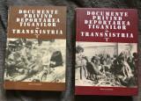 Documente privind deportarea tiganilor în Transnistria Vol. 1-2 cu dedicatia ed.