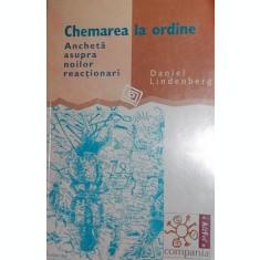 CHEMAREA LA ORDINE - DANIEL LINDENBERG