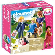 Playmobil Heidi - Clara si domnisoara Rottenmeier