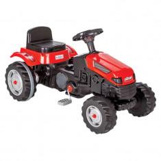Tractor cu pedale pentru copii, 91 x 35 x 52 cm, maxim 50 kg
