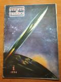 Stiinta si tehnica ianuarie 1954-angel saligny 100 ani de la nastere,vita de vie