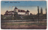 #2449- Romania, Fagaras c.p. leporello necirculata: Castelul Apaffy + 10 imagini