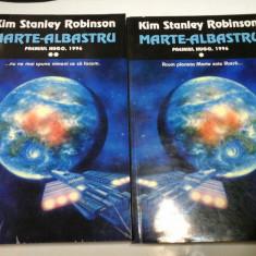 MARTE-ALBASTRU - KIM STANLEY ROBINSON - 2 volume