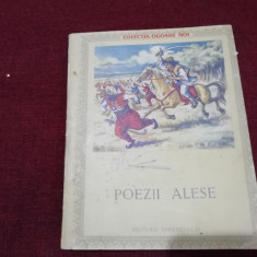 POEZII ALESE 1954