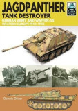Jagdpanther Tank Destroyer: German Army and Waffen-SS, Western Europe 1944-1945