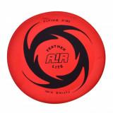 Disc zburator frisbee, 38cm, rosu/negru