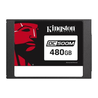 SSD Kingston DC500M 480GB SATA-III 2.5 inch foto