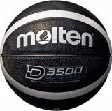 Minge baschet Molten B6D3500-KS , marime 6, speciala outdoor, black