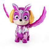 Figurina pentru copii Paw Patrol - Skye super eroina, Mighty Pups