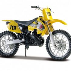 Motocicleta Maisto Suzuki Rm 250, 1:18
