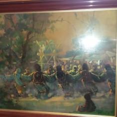 Tablou original semnat Ioanid