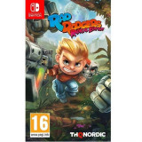 Rad Rodgers Radical Edition Nintendo Switch