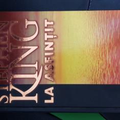 Carte stephen king La asfintit