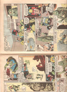 9 reviste  carti benzi desenate