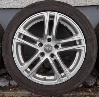 Roti/Jante Audi, VW, Skoda, Mercedes, Seat 5x112, 245/45 R17, Golf foto
