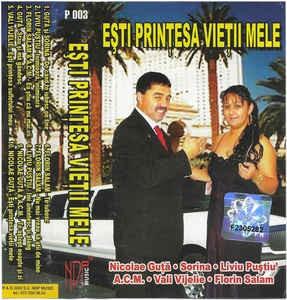 Caseta Ești Prințesa Vieții Mele, originala, manele