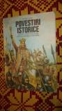 Povestiri istorice partea 1/ an 1982/ilustratii/79pagini - dumitru almas