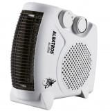 Aeroterma electrica 2KW, 2 trepte, termostat reglabil, 225x110x235mm, AC-22A2, 2000