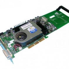 Placa video PC Nvidia Quadro FX2000 AGP DUAL DVI 128MB DDR2 326797-001 329259-001