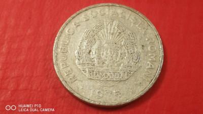 Romania 15 Bani 1975 foto