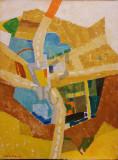 """TABLOU, COSTIN NEAMTU, """" GPS Soare de Vest """" , A/P, 2010"""