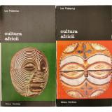 Cultura Africii (Vol. 1 + 2) - Leo Frobenius