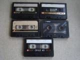 Lot 5 Casete Audio BASF CrO2 Inregistrate - Provenienta Germania - 36