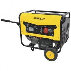GENERATOR 5.6/3.4KW AVR 25L, Stanley