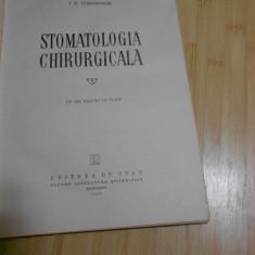 A. I. EVDOCHIMOV--STOMATOLOGIA CHIRURGICALA - 1953