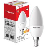 Bec LED Candle | 5W (40W) 470lm 2700K 80Ra ND E14