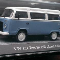 Macheta Volkswagen VW T2c (T2) Last Edition Brazil 2013 - Premium Classixxs 1/43
