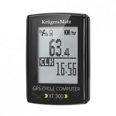 COMPUTER BICICLETA XT 300 GPS KRUGER&MATZ EuroGoods Quality